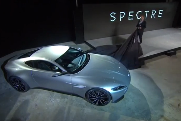 Aston Martin DB10 Unveil